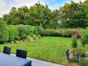 Garten in Südlage
