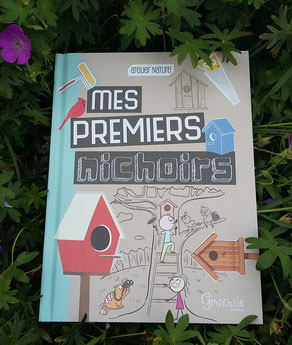 mes premiers nichoirs, illustrations, illustrateur, nature, faune, flore
