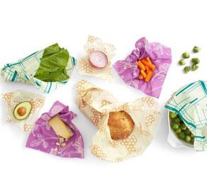 papel biodegradable envolver alimentos invertirenfamilia.com