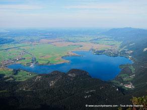 randonnee lac
