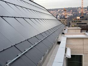 Photovoltaik, Bedachung und Spenglerarbeit