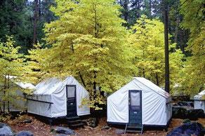Yosemite National Park Hotels: Half Dome Village