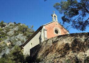 la chapelle Saint Barthélémy