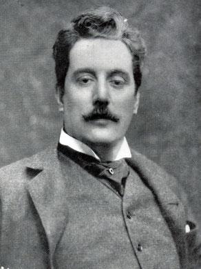 ジャコモ・プッチーニ(1858−1924年) ウィキペディア