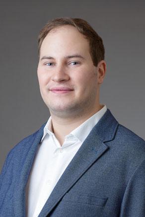 Yannick Peter, Kursleiter- und Samariterlehrer, dipl. Pflegefachmann FH