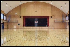 宗像市体育館改修工事