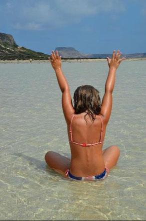 plage Crète