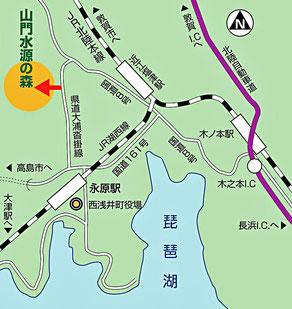 道路・鉄道路線図