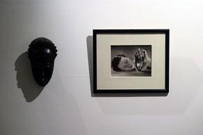 Man Ray - Masque Baoulé