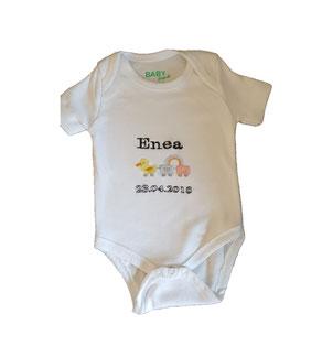Vêtements d'enfant personnalisés