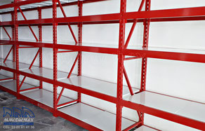 Racks de carga industrial