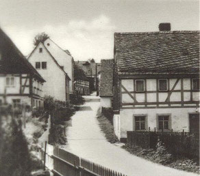 Bild: Friseur Dorfstraße Wünschendorf Erzgebirge