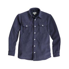 Edgevale Sherpa Shacket Shirt Jacket