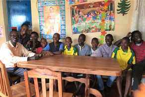 Wohngruppe FRANISKUS  in Bujumbura