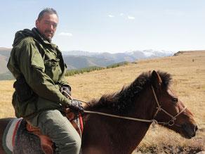 Expédition Trappeur Mongolie