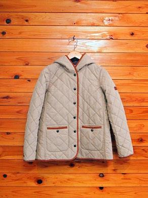エーグル キルトジャケット