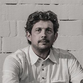 Der Künstler Sebastian Rauscher
