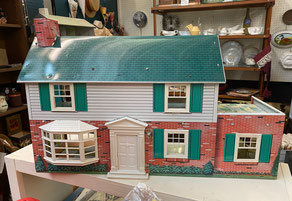 Vintage Doll House $65.00