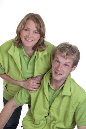 Britta und Björn Siebert
