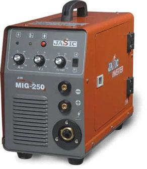 Сварочный инверторный полуавтомат Jasic MIG 160
