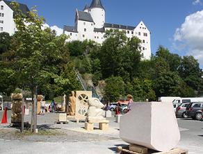 Kunstsymposium hinterlässt Schnittiges, Foto: privat