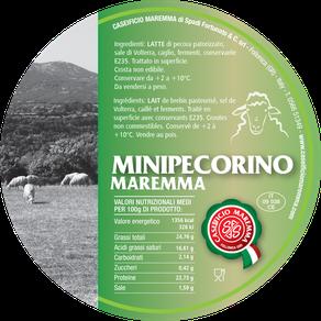 maremma sheep sheep's cheese dairy pecorino caseificio tuscany spadi follonica label italian origin milk italy mini minipecorino fresh tuscan