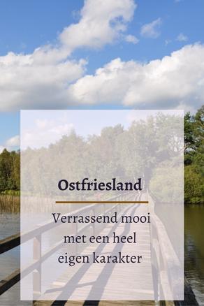 vakantie met hond in ostfriesland