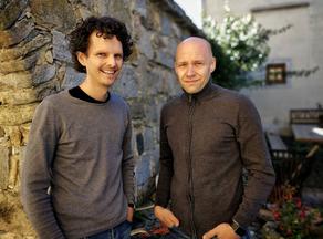 Vortrag Weihnachtsmarktvegan Dr.med. Hannes Graf & Manuel Guttmann
