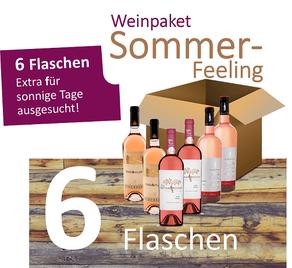 Weinpaket - Sommer-Feeling