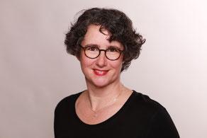 Frau Susanne Brandt, Fachlektorin bei der Textlupe