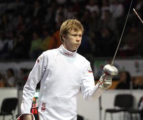 Егор Гужиев - победитель этапа Кубка мира