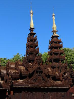 Nat Taung Kyaung in Bagan