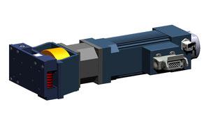 Green Motion - Drehscheibenbaukasten: Drehantrieb zur Innenmontage 0,4 kW
