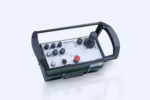 Green Motion - Drehscheibenbaukasten: Funkbedienpult FP 100
