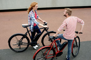 Sichern Sie sich den Zuschuss für e-Bikes