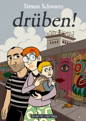 """drüben!"", avant-verlag, 2009"