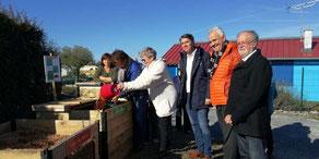Composteur, Sud-ouest, Bourcefranc-Le Chapus, Pays Marennes-Oléron, Charente-Maritime