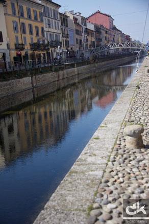 Mailands Navigli - fast ein bisschen Venedig
