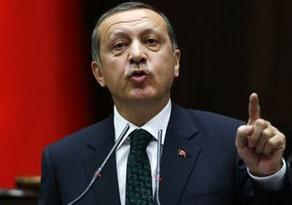 Turkey's President Recep Tayyip Erdogan  /  source: Gvmt