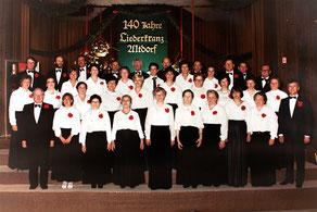 1985: 140 Jahre Liederkranz