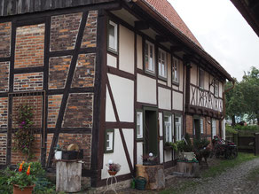 Daus Wohnhaus auf dem Komturhof Darlingerode