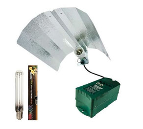 NDL Grow Lampen Set