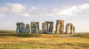 Stonehenge, Reino Unido. Foto: Unsplash