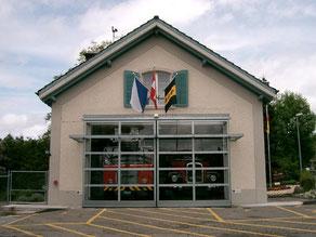 Freiwillige Feuerwehr Kempten Depot