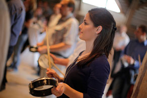 Events mit Escola de Samba GmbH & Co. KG fördern gute Zusammenarbeit und machen Spaß