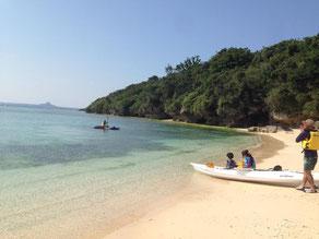 伊江島へすすめ