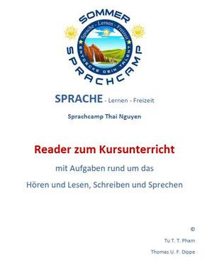 Die Titelseite unseres Kursreaders (© Pham, Dippe)