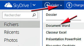Créer document Word