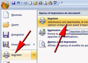 PDFcreator-imprimer