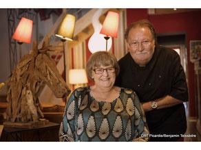 Claire et Patrick Dupont